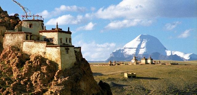 5 Tibetanen - Vijf Tibetanen