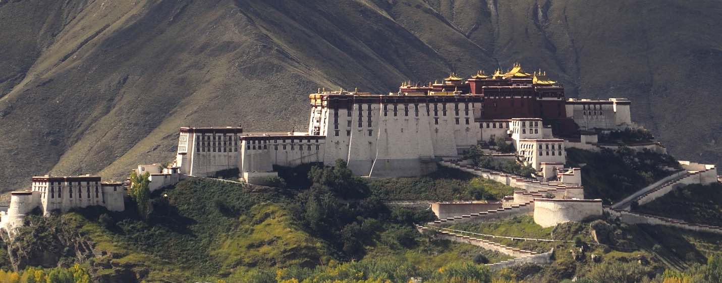De Vijf Tibetanen